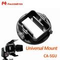 FALCON OLHOS Flash Adapter Kit Acessório para K9/K-9 Universal Mount CA-SGU Speedlite para SGA-K9