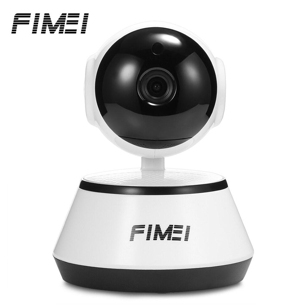 imágenes para FIMEI Home cámaras de Seguridad Ip WiFi Cámara de Vídeo Cámara de Vigilancia 720 P de La Visión Nocturna de Detección de Movimiento P2P Cámara Del Monitor Del Bebé