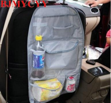 BJMYCYY Araba styling Organizatör Oto Cep Saklama Çantası Araç - Araç Içi Aksesuarları - Fotoğraf 3