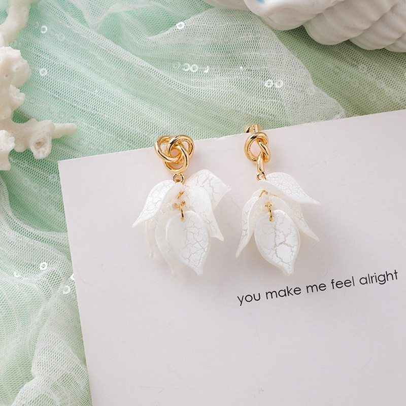 MENGJIQIAO New Korea Japan Elegant Shell Starfish Drop Earrings For Women Sweety Simulated Pearl Pendientes Girl Party Jewelry 27
