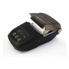 NP100 Portable Thermal Printer Supermarket Retail Receipt Takeaway Order Printer Mini Label Bluetooth Printer 58mbiiii thermal printer 58mm supermarket cashier receipt printer retail takeaway bill receipt mobile bluetooth mini printer