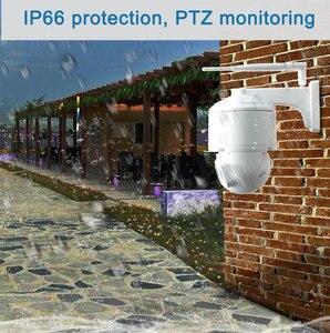 Image 5 - N_eye IP 8MP 4K HD Camera Ngoài Trời Màu Tầm Nhìn Ban Đêm PTZ An Ninh Tốc Độ Dome Wifi Thông Minh Ngoài Trời camera An Ninh
