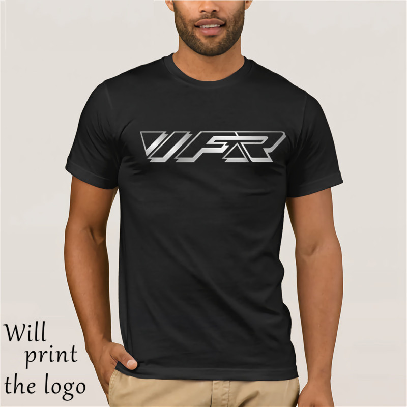 2019 New Mens T Shirts T-Shirt Japanese Motorcycle <font><b>VFR</b></font> Fans <font><b>750</b></font> 800 1000 1200 Tees Tee shirt image