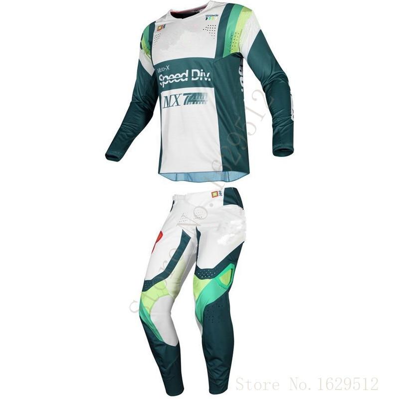 2019 360 Murc Motocross Racing Combos ATV DH Off-road Motorcycle 360 Jersey With MX Motocross Pants Mountain Bike Riding Kits цена