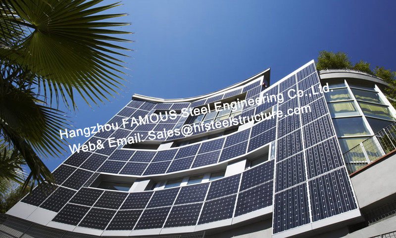 Double Glass Solar Modules Component Photovoltaic Facade Curtain     Double Glass Solar Modules Component Photovoltaic Facade Curtain Wall Solar  Cell Electric PV Systems in Door   Window Frames from Home Improvement on
