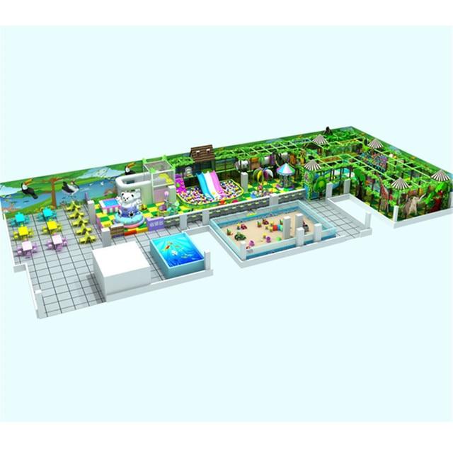 Rotativa Musica Jardin Parque De Atracciones Equipo De Juegos Para