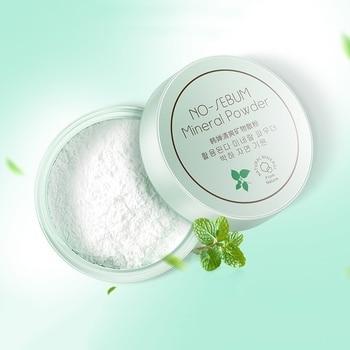 Matte Loose Setting Powder Oil Control Light Mineral Face Concealer Skin Finish Powder Translucent Foundation Makeup Face Blush