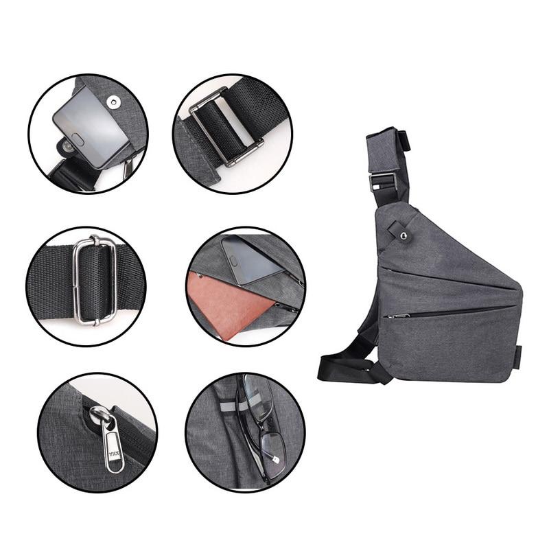 Unisex Underarm Shoulder Bag 4