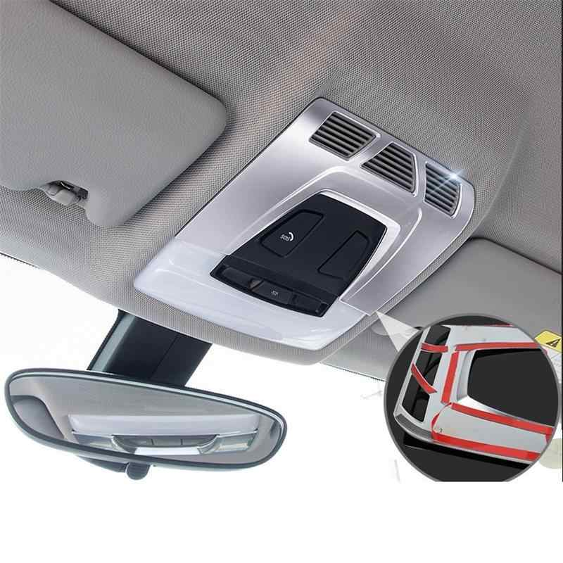 Chroom Decoratieve Dashboard Control Systeem Airconditioner Interieur Accessoires Sticker 13 14 15 16 17 18 19 VOOR BMW 3 serie