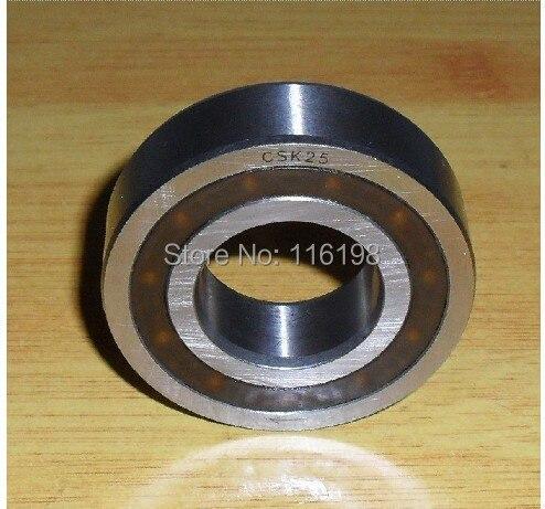 цена на 2pcs 6204 CSK20 CSK20PP BB20 one way clutch bearing 20x47x14 printer/Washing machine/printing machinery no groove