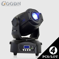 moving head spot LED 90W dmx gobos with colors and prism stage light dj disco light