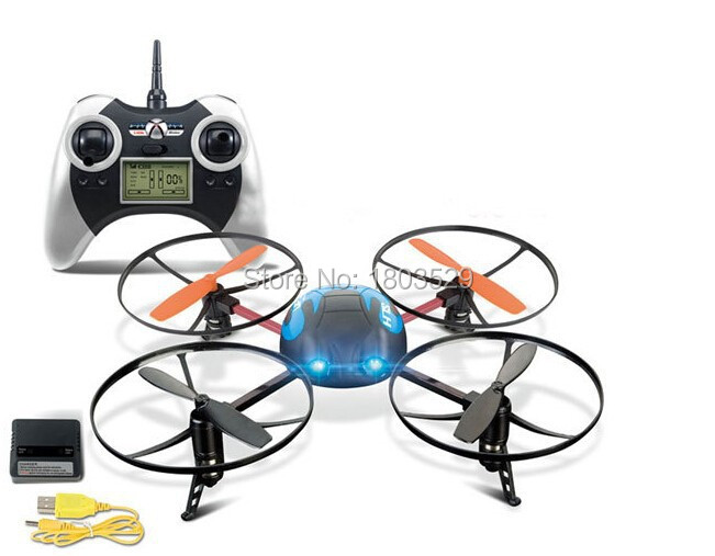 China Manufacture SwiftToy RC SH 6044 Remote Quadrocopter UFO Drone Flying Saucer Small Beetle For Kids Child As Gift In Control Toys From