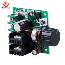 12V 24V 36V 10A ШИМ контроллер скорости двигателя постоянного тока с ручка переключателя Регулируемый затемнения Диммер модуль 400W моторы регулятора контроллер