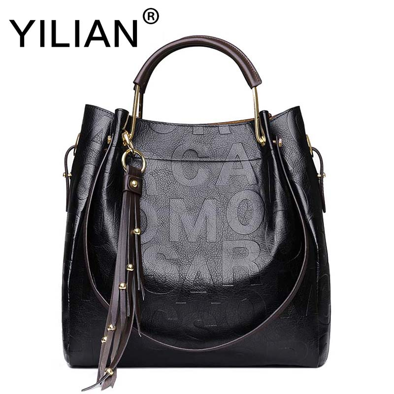 2018 New Women Handbag Bag Brand famous Leather Women Messenger Bags tassel handbag Bags for Ladies Handbags Woman Fashion ...