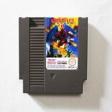 72pin 8bit jeu carte Gargouilles Quest II