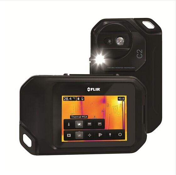 Flir C2 Handheld Thermal Imaging System Thermal Camera, FLIR C2 Infrared Cameras стоимость