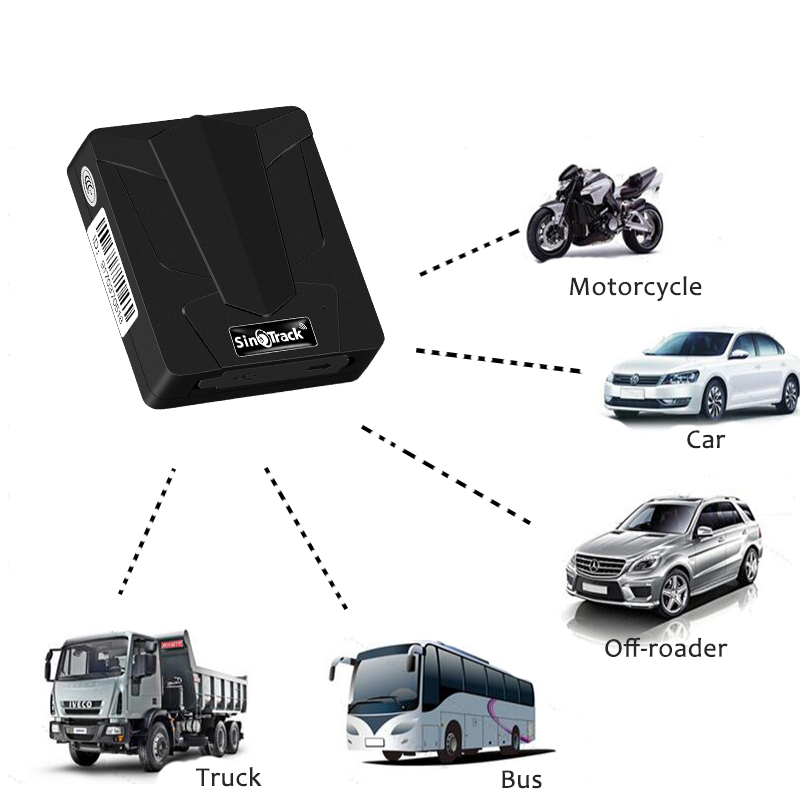New TK905 Waterproof GPS Tracker Vehicle Track Locator ST-905 Magnet Long Standby 60 Days 5000mAh Battery Real Time Position APP
