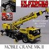 LEPIN 20004 2606Pcs Technic Motor Power Mobile Crane Mk II Model Kits Figures Building Bricks Blocks