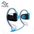 Ttlife earbud fone de ouvido fone de ouvido bluetooth estéreo sem fio esportes sweatproof headset multi-ponto para o telefone móvel fone de ouvido