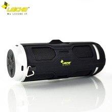 Leicke Bass Bluetooth Speaker Portable Wireless Stereo Outdoor Waterproof Built-in Mic FM Radio Handsfree Call цена