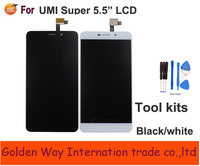 Angcoucoux 5 5 Umi LCDs For Umi Super LCD Screen Display F 550028X2N Touch Assembly For