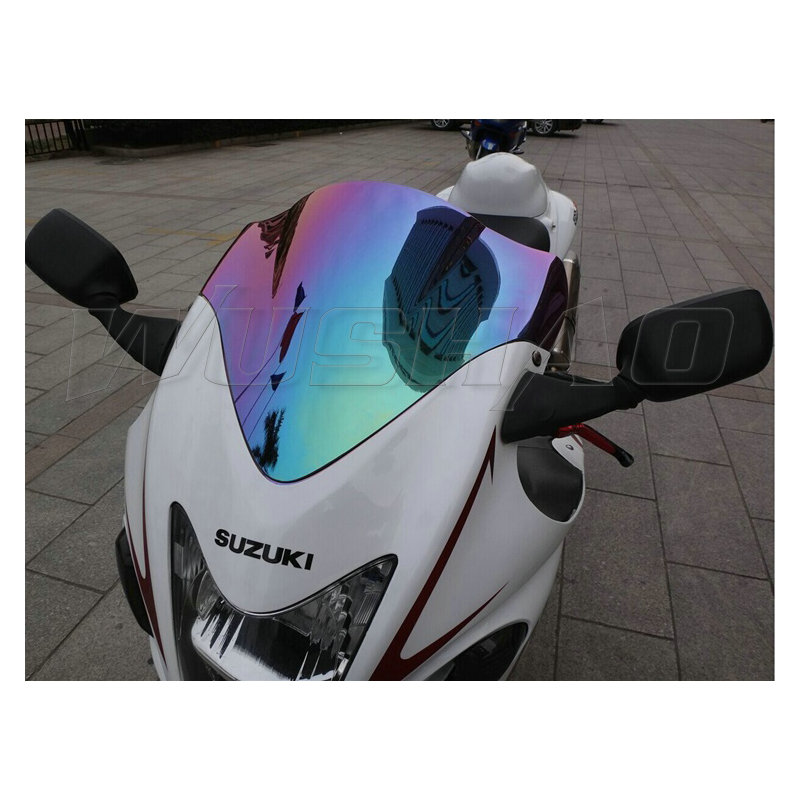 Мотоциклетное ветровое стекло Ветер Экран для 1999 - 2007 Suzuki Hayabusa GSX1300R GSX 1300 R 2001 2002 2003 2004 2005 2006