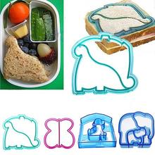 Animal Shape Sandwich Mold DIY Toast Cookies Cake Bread Biscuit Food Cutter Mould стоимость