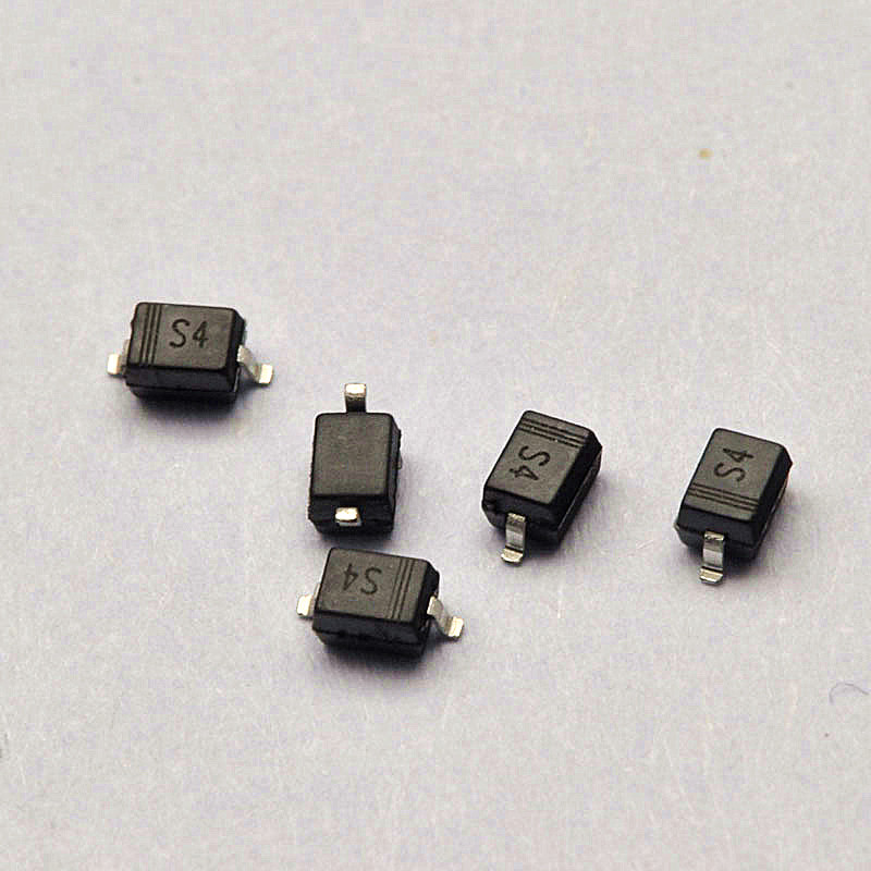 100pcs/lot Schottky Diode 1N5819 1N5819WS SOD-323 0805 Type Is S4 B5819WS In Stock