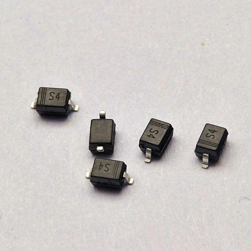 100pcs/lot Schottky Diode 1N5819 1N5819WS SOD-323 0805 Type Is S4 B5819WS In Stock