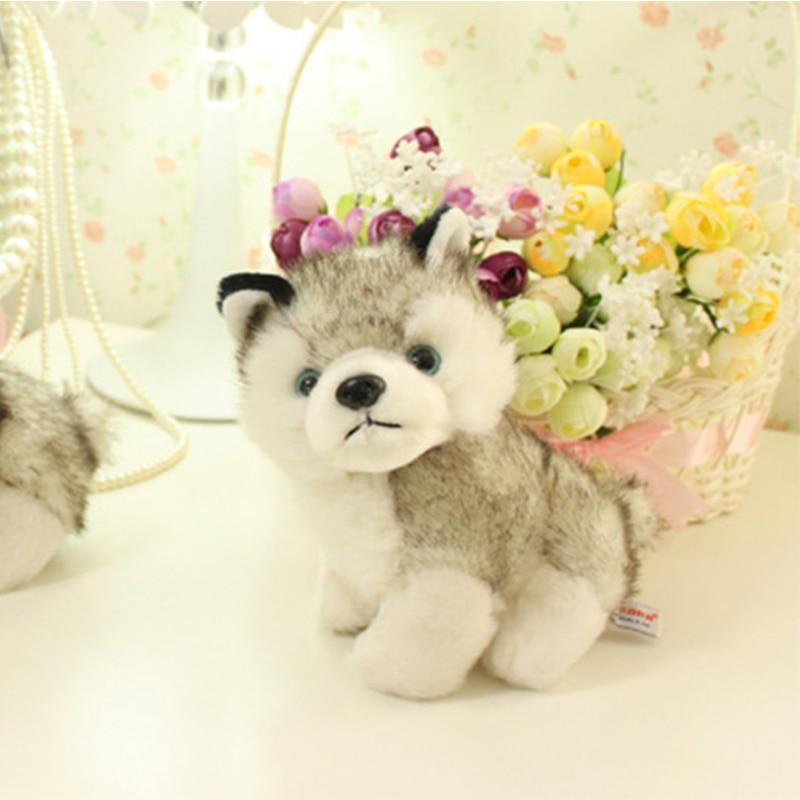 908794090 Cute Stuffed Animals Toys Kids Husky Dog Soft Plush Toys For Children Girls  Boys Wolf Plush Cute Small Birthday Gift Christmas-in Stuffed & Plush  Animals ...