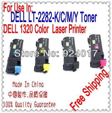 Toner Compatibile per Dell 1320 1320C C 4 COLORI KIT