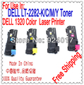 Para Dell 1320 1320C 1320CN importadores cartucho de Toner de impressora, Para Dell 1320C 1320CN 1320 Kit de recarga de toner, Para Dell impressora