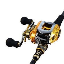 Battlesea High Speed Baitcasting Fishing Reels Lure Fish Wheel 13 Ball Bearings 6.3:1 Reel Fishing Coils Reel Pesca carretilha 1pcs 50tac100b 50 tac 100b suc10pn7b 50x100x20 mochu high speed high load capacity ball screw support bearings