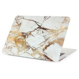 Image 5 - Marmor Muster Hard Case & Tastatur Abdeckung Für Macbook Pro 13,3 15,4 Pro Retina 12 13 15 zoll für Mac buch Air 11 13 Laptop Fall