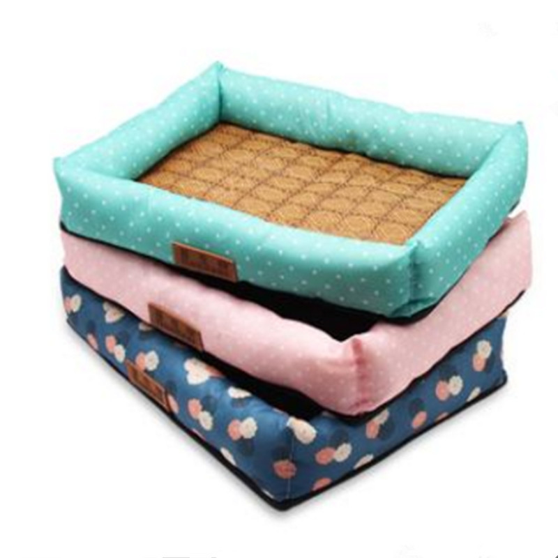 Dog nest mat Dog bed soft mattress Summer special bag mat kennel Pet soft spot Wet kennel Pets only Dry and breathable
