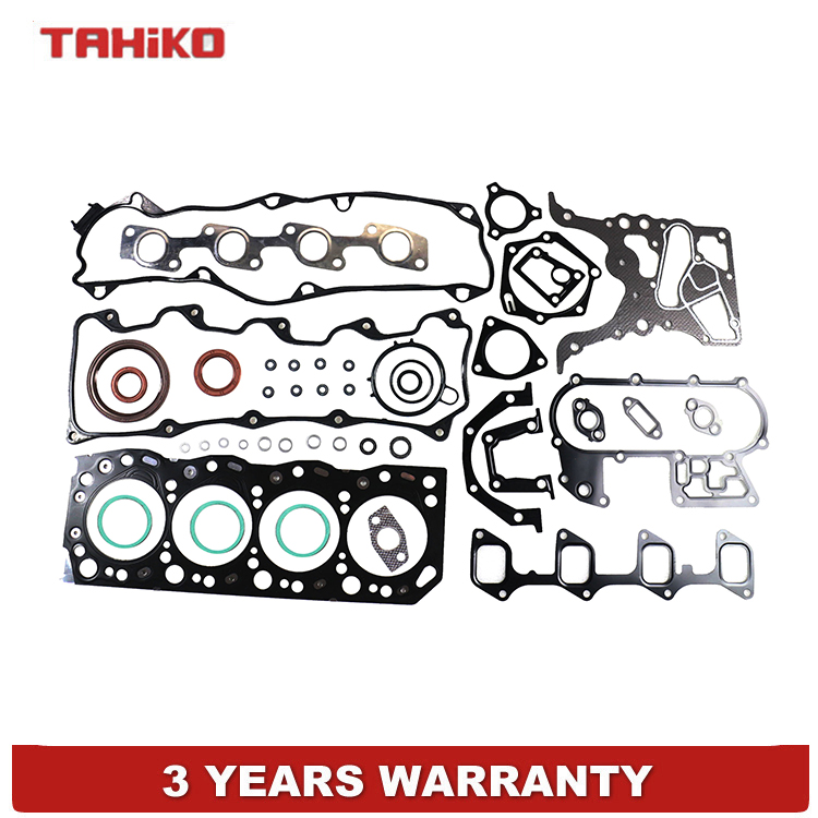 VRS Cylinder full Head Gasket Fit for <font><b>Toyota</b></font> <font><b>Hilux</b></font> <font><b>LN106</b></font> LN107 LN110 LN111 2.8L 3L image
