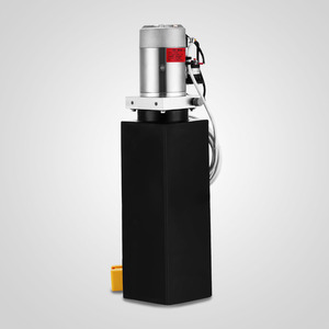 Image 3 - Draagbare Power Pack Elektrische Hydraulische Pumpof 10L 10000 psi, 700bar