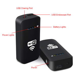 Image 3 - ワイヤレス Wifi ボックス Android の USB 内視鏡カメラの Usb 蛇検査カメラサポート IOS WiFi 内視鏡