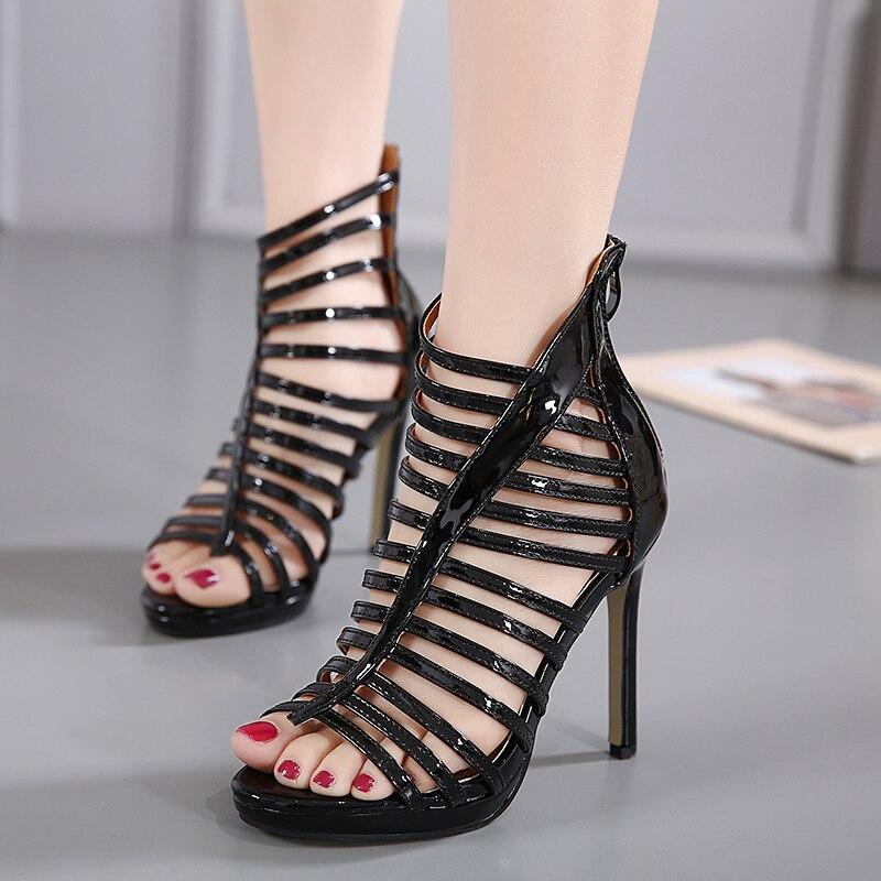 Gladianoras Gladianoras Mujer Mujer De Zapatos Zapatos Zapatos De DIEH29