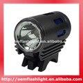 Бесплатная доставка, новый светодиодный фонарь Cree XM-L2 U2, 4 + 2 режима, 1100 люмен, велосипедный светильник, серый и синий