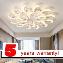LOFAHS Modern LED ceiling lights for living  dining room bedroom  with remote control eye acrylic ceiling lamp fixtures цена в Москве и Питере