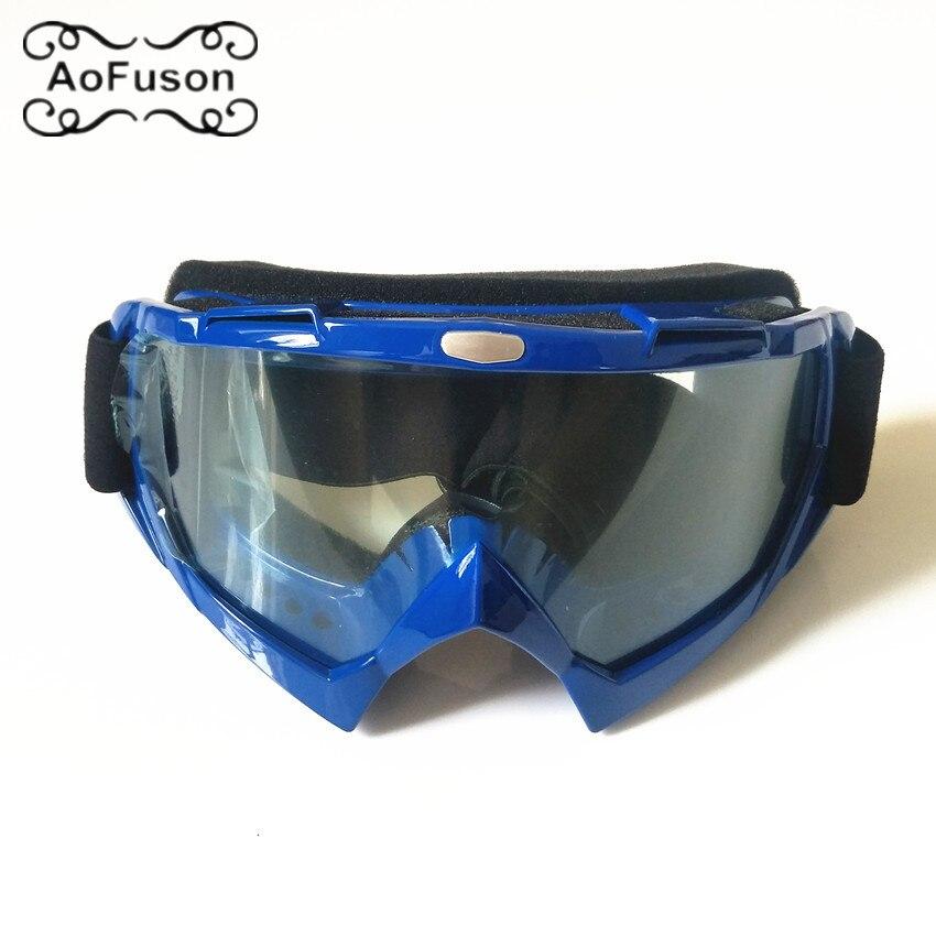 AoFuson Winter skateboard ski goggle Windproof eyewear motocross motorcycle skateboard snowmobile skiing mask glasses esqui