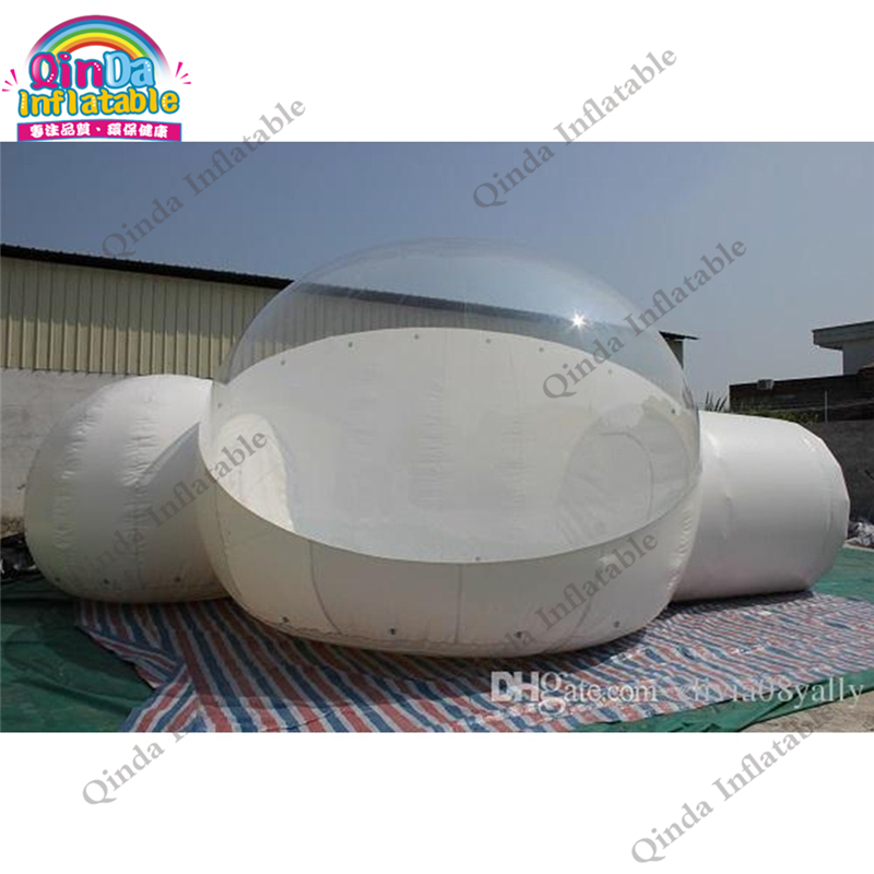 inflatable transparent camping bubble tent51