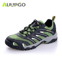 2016 New Arrival Men Hiking Shoes For Women Outdoor Breathable Trekking Shoes Ultralight Sneaker Shoes Man