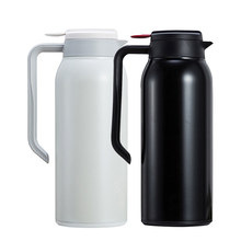 Stainless Steel Coffee Carafe - 1.5 Liter Double Walled Vacuum Thermos With Leak Proof Lid(China)
