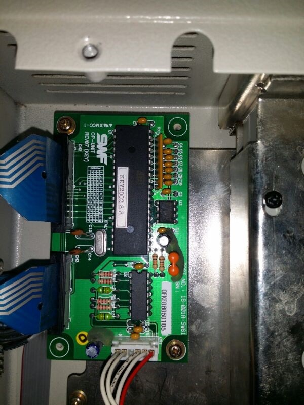 Embroidery Machine Board, Embroidery Machine Card, Embroidery Spare Parts, SWF Board
