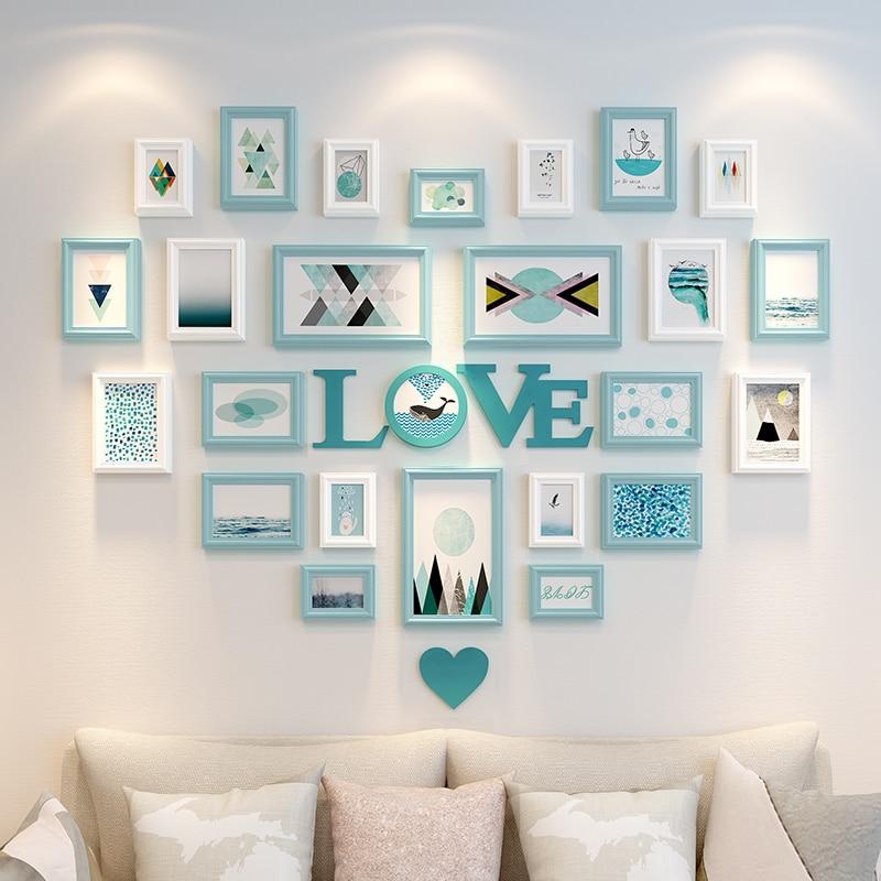 Marcos de la foto de la pared para marcos decorativos de la pared ...