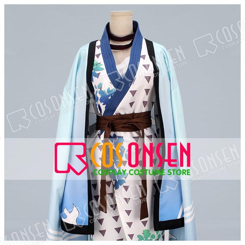 COSPLAYONSEN Onmyoji Ichimoku Ren cosplay costume full set adult costume new style