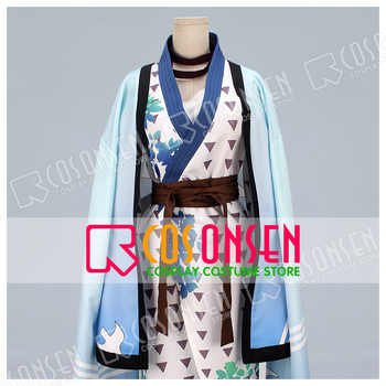 COSPLAYONSEN Onmyoji Ichimoku Ren cosplay costume full set adult costume new style - DISCOUNT ITEM  0% OFF All Category