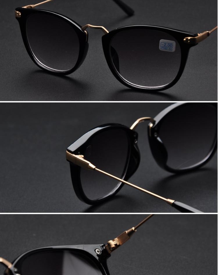 Image 4 - OHMIDA Unisex Myopia Sunglasses Metal Legs Men Student Diopter Myopia Glasses Women  1.00  1.50  2.00  2.50  3.00  3.50  4.00-in Mens Eyewear Frames from Apparel Accessories on AliExpress